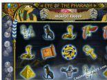 danske spillemaskiner Eye of the Pharaoh Omega Gaming