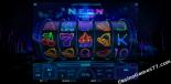 danske spillemaskiner Neon Reels iSoftBet