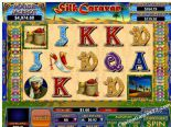 danske spillemaskiner Silk Caravan NuWorks