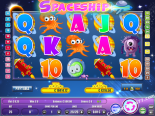 danske spillemaskiner Spaceship Wirex Games